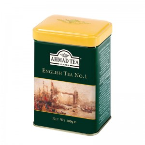 Herbata Ahmad English Tea No.1 - 100g w metalowej puszce