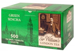 Herbata Sir William's London Green Sencha 500x1,5g