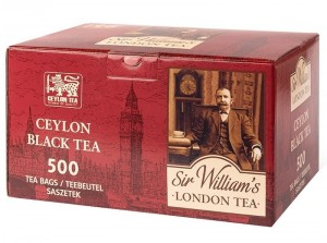Herbata Sir William's London Tea Ceylon 500x1,8g - czarna cejlońska