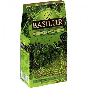 Herbata Basilur Oriental Collection Green Valley 100g