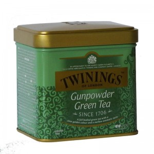 Herbata Twinings Gunpowder puszka 100g